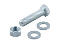 Flange boltsæt for aluminiums trykluftrørsystem