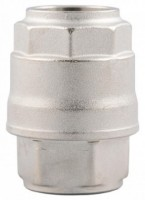 Muffe indvendigt gevind for aluminiums trykluftrørsystem