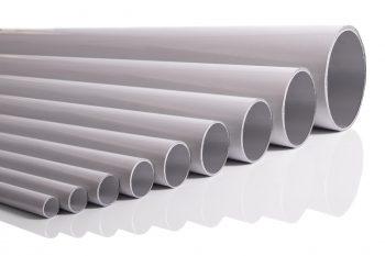 Aluminiumsrør grå for aluminiums trykluftrørsystem