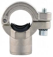 Anboringsbøjle med indvendigt gevind for aluminiums trykluftrørsystem