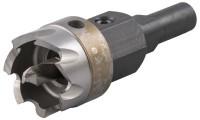 Bor til anboringsværktøj for aluminiums trykluftrørsystem