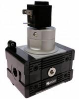 Elektronisk afspærringsventil til luftbehandling